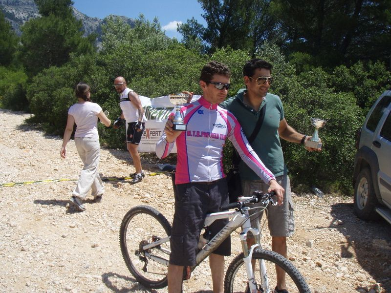4th  Parnitha Adventure Cup 2010