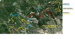 Άθλος Τζουμέκων  MTB 45km